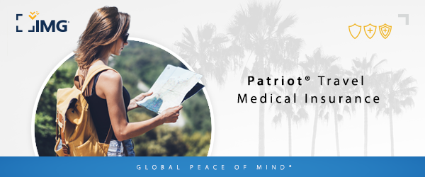 Patriot Travel Medical Insurance