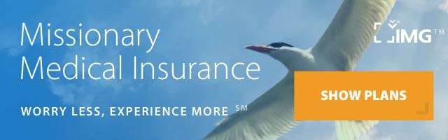 Missionary Medical Insurance