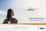 Patriot Multi-Trip Group Travel Medical Insurance