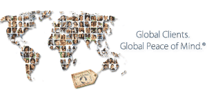 Global Clients Global Peace of Mind
